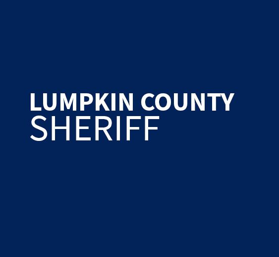 Lumpkin County Sheriff