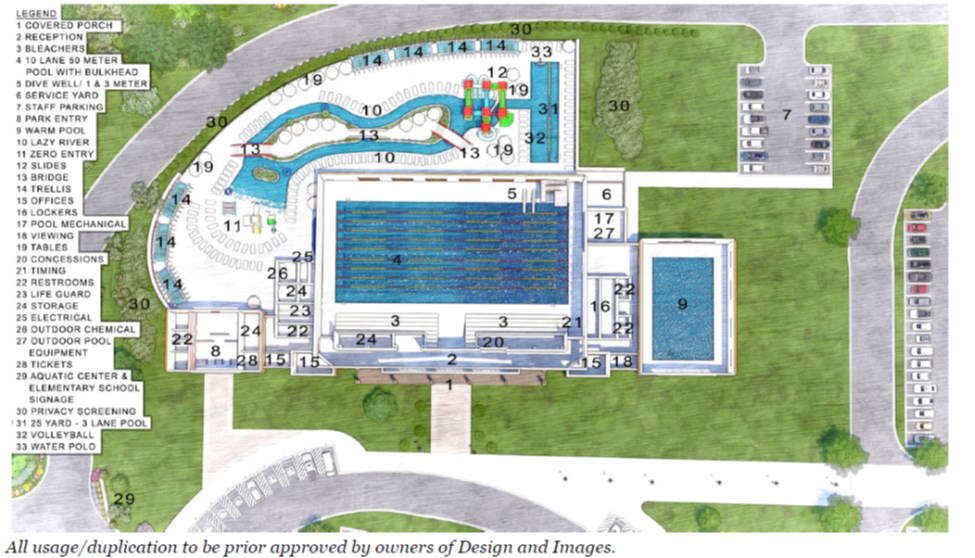 Picture of Proposed Layout